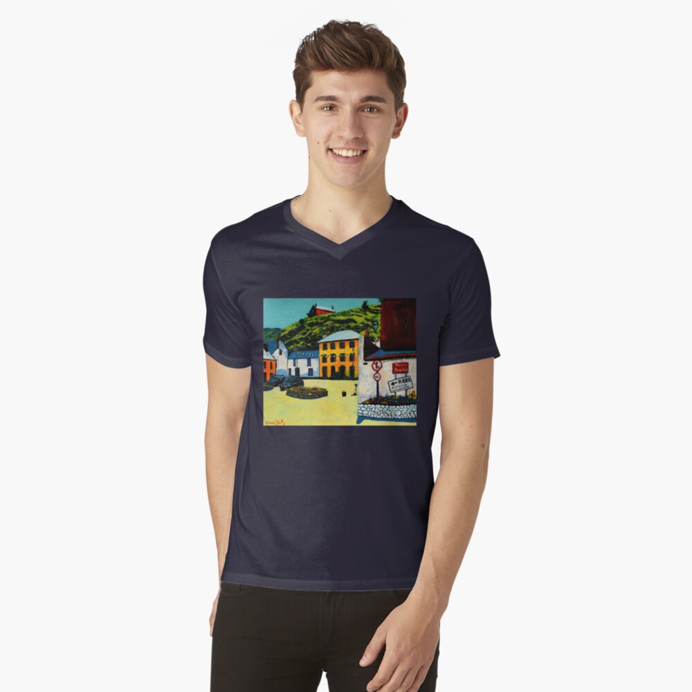 Passage East (County Waterford, Ireland) V-Neck T-Shirt