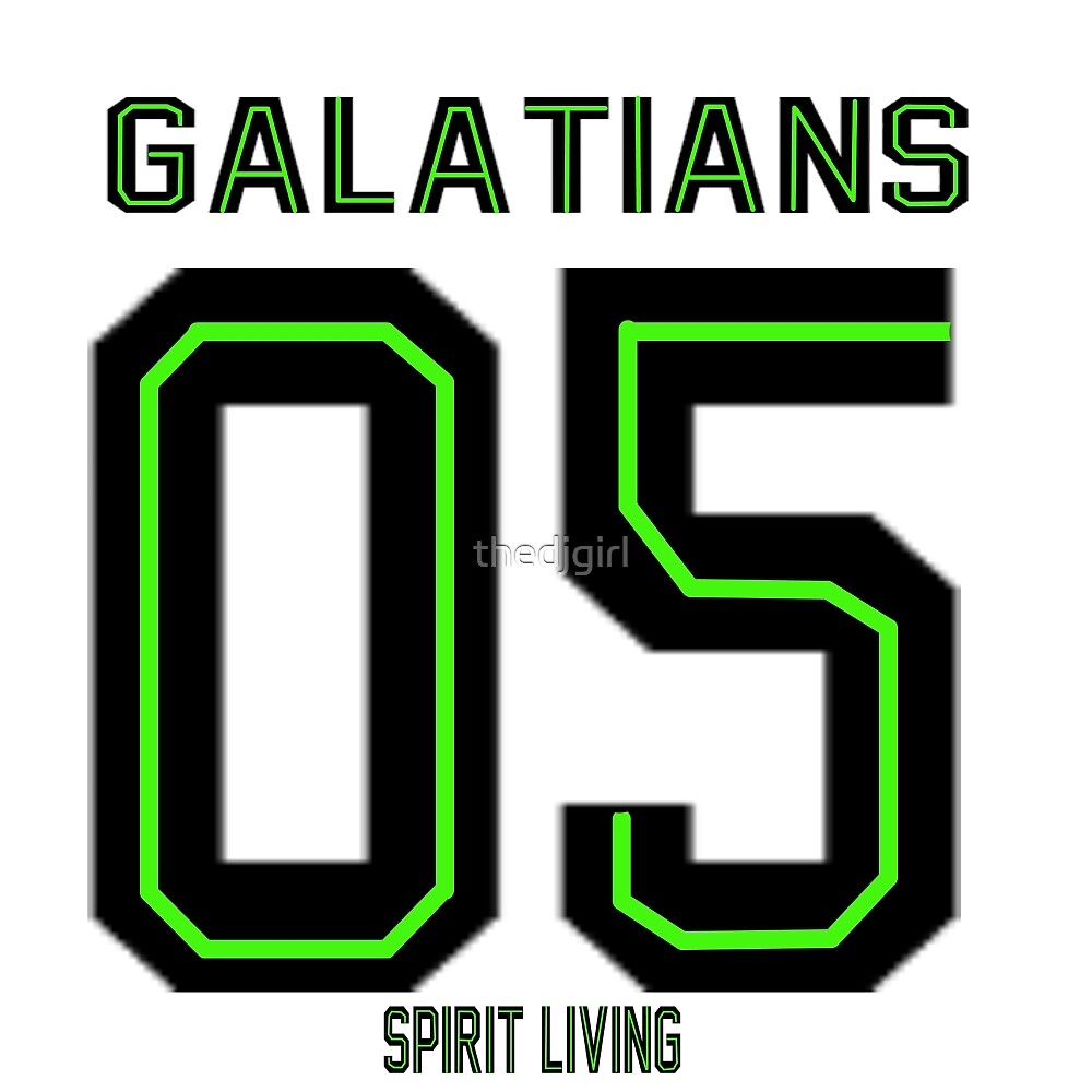 Galatians 5 by thedjgirl