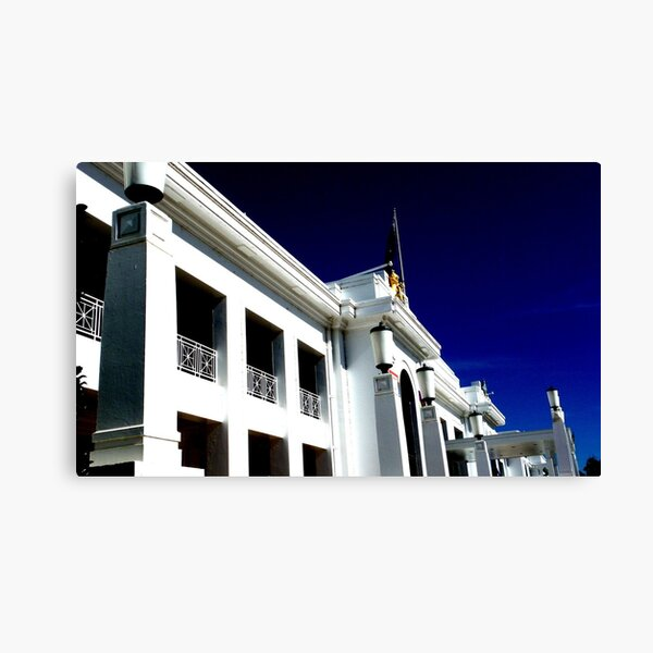 Old Parliment Canvas Print