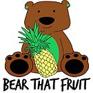BEAR THAT FRUIT by themagnificast