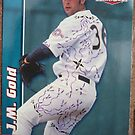 458 - J.M. Gold by Foob's Baseball Cards