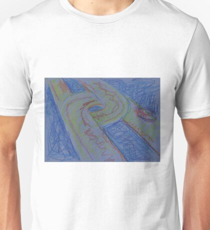 UFO HWY(SKETCH - PASTELS)(C2015) Unisex T-Shirt