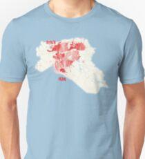 Syria-Iraq bleeding  T-Shirt