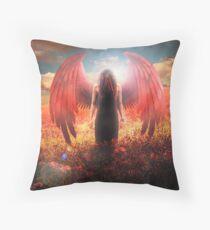 A Prayer for the fallen Throw Pillow