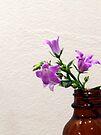 Bellflower Bouquet by MarjorieB