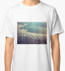 Clouds from plane Classic T-Shirt
