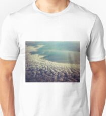 Clouds from plane Unisex T-Shirt