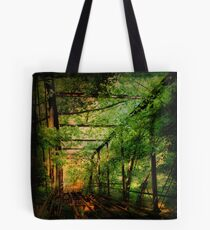 Trestle Tote Bag