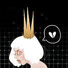 « Reine coeur brisé » par nykiway