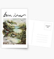 Bon Iver - Bon Iver Postcards