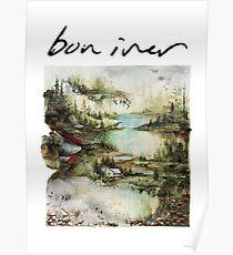 Bon Iver - Bon Iver Poster