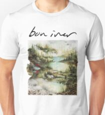 Bon Iver - Bon Iver Slim Fit T-Shirt