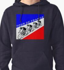 Tour de France Pullover Hoodie