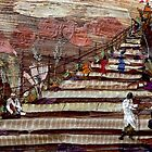 Stairs to Temples by BasantSoni
