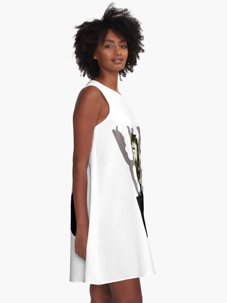 Alternative Ansicht von SINGING THE PUB A-Linien Kleid