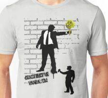 Constructive Vandalism Unisex T-Shirt