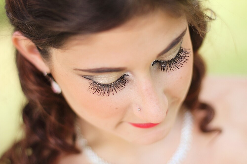 Luscious Lashes by Tracy Friesen