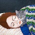 Sleeping friends by Madalena Lobao-Tello