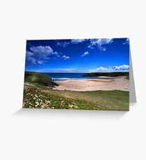 Broad Haven - Pembrokeshire  Greeting Card