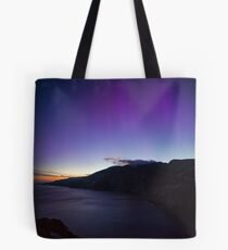 The Northern Lights in June Tote Bag