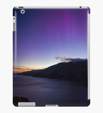 The Northern Lights in June iPad Case/Skin