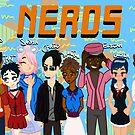 Nerds - Grunge by CrossXComix