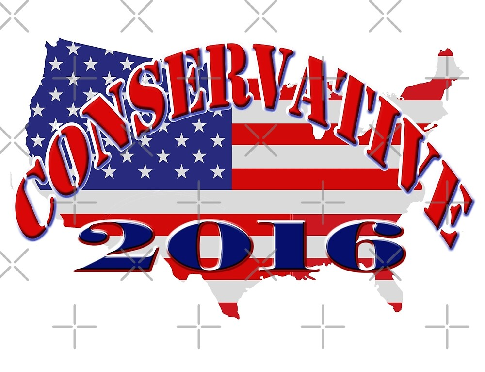 Conservative 2016 by Buckwhite