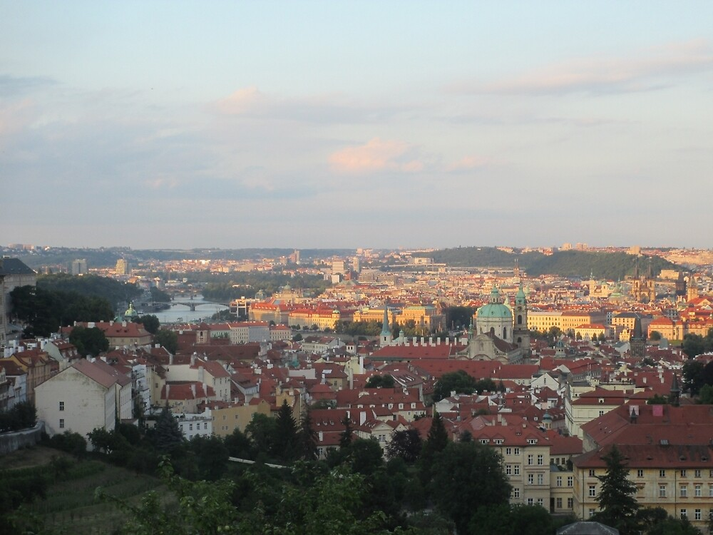 Prague, Czech Republic by maddipetro