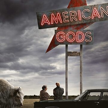 American Gods by MrTartBottom