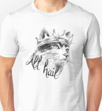 All Hail the King Unisex T-Shirt