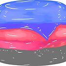 Polyamorous Burger by aidadaism