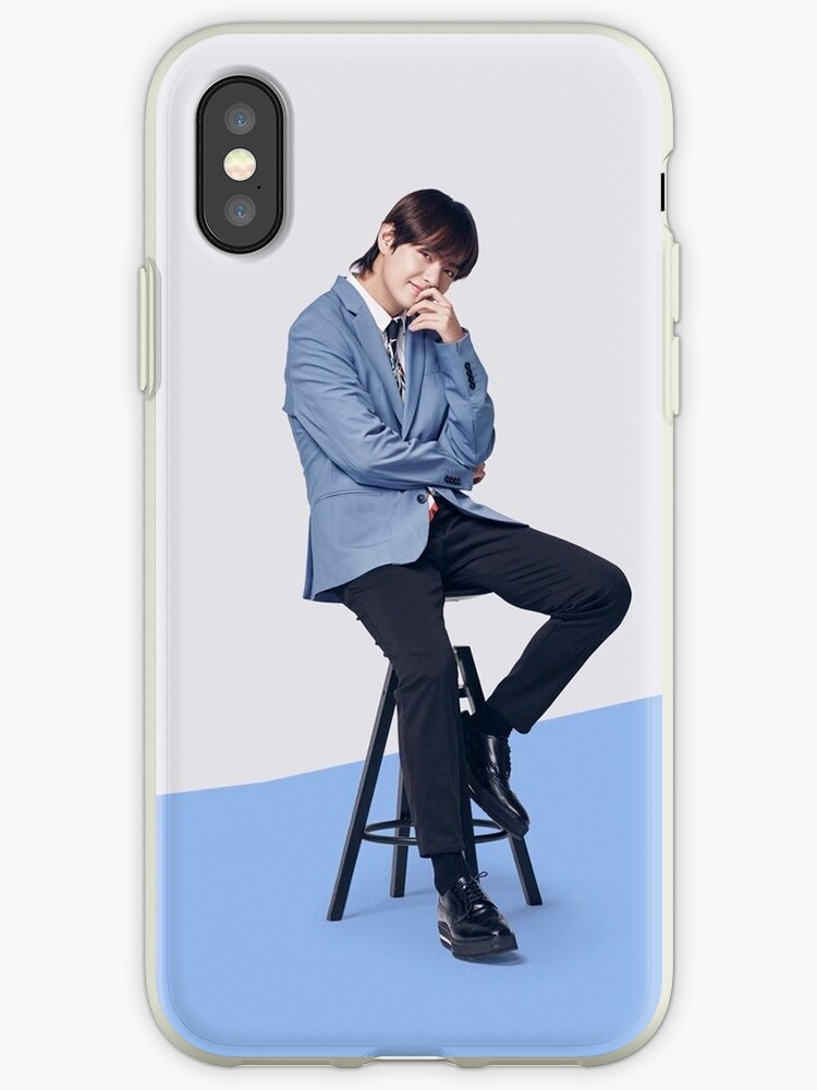 Taehyung LG Smartworld Stickers, Phone Cases + More (BTS) by Caroline Wang
