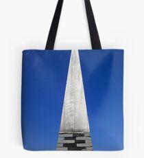 Obelisk on Rhyl Prom Tote Bag