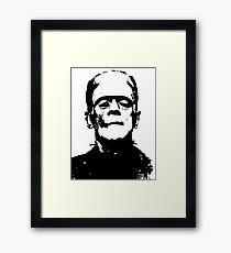 Frankenstein (1931) Framed Print