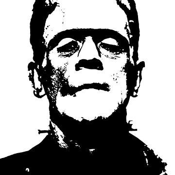 Frankenstein (1931) by lyonandrewj