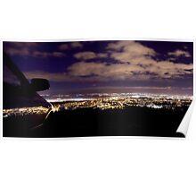 Carpark In The Sky Poster