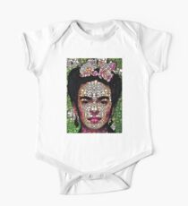 Frida Kahlo Art - Define Beauty One Piece - Short Sleeve