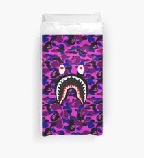 Army Purple Cases Duvet Cover