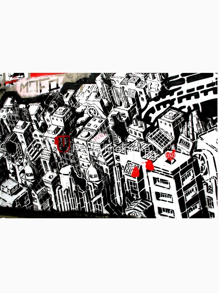 Gebäude - Banksy von pinkangel840