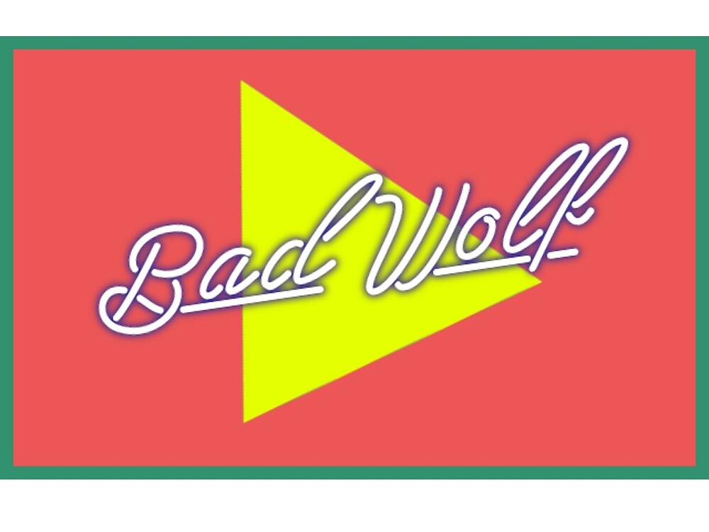 Bad Wolf by rumham