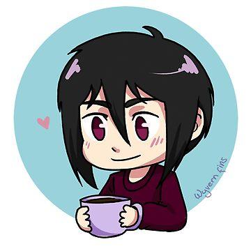 Coffee by Wyvern-fins