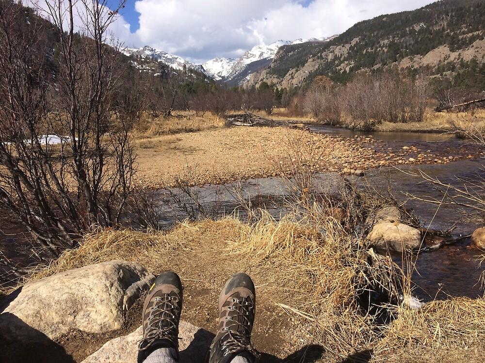 Hiking the Rockies  by ashleyschneider
