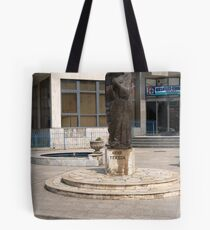 Madre Tereza Tote Bag