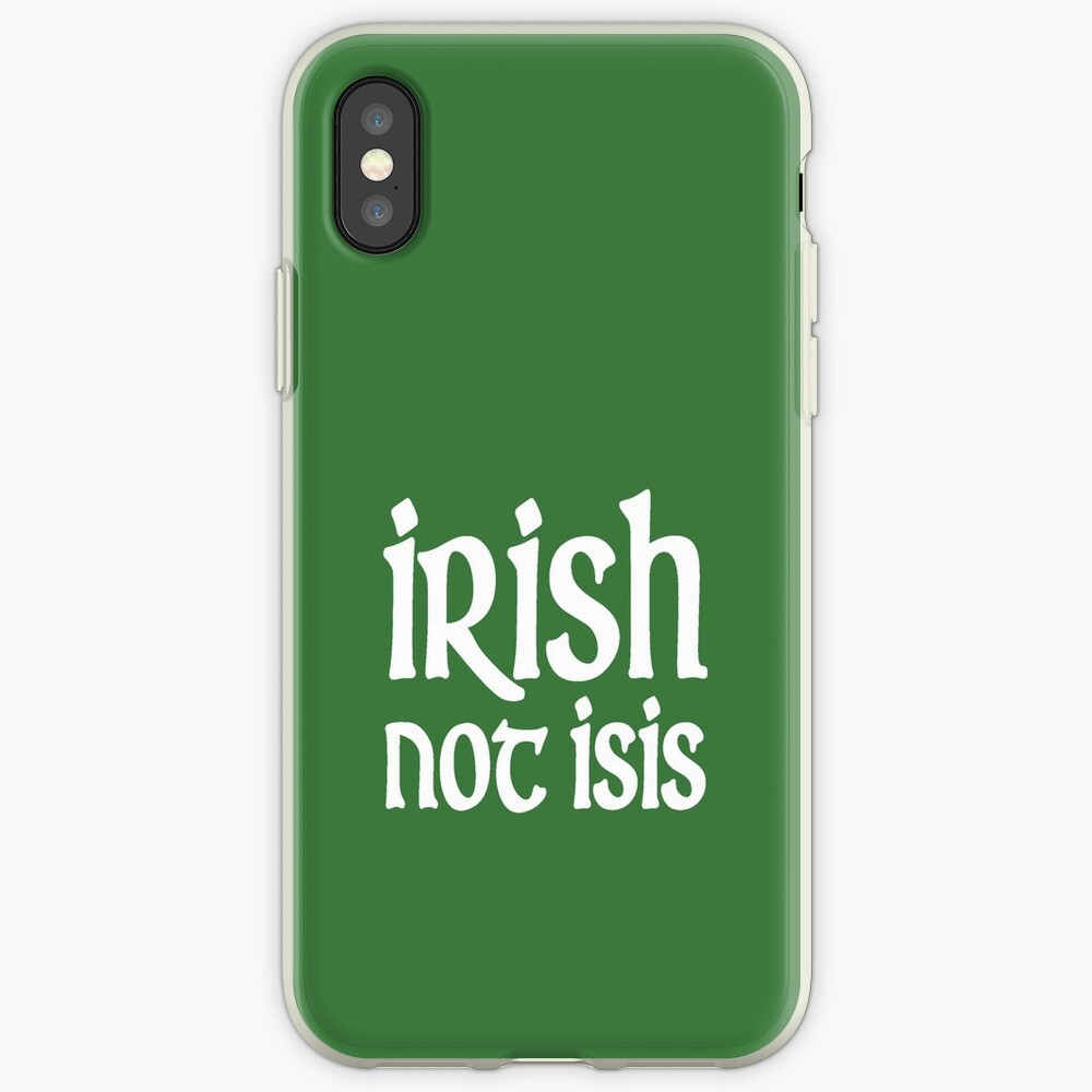 Irish St Patricks Day  iPhone Case & Cover