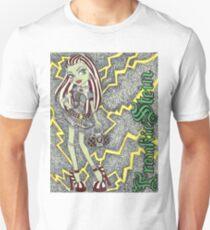 Frankie Stein. T-Shirt