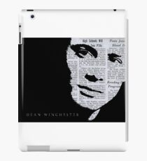 Paper iPad Case/Skin
