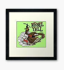 Wookiee Fink by T Edward Bak Framed Print