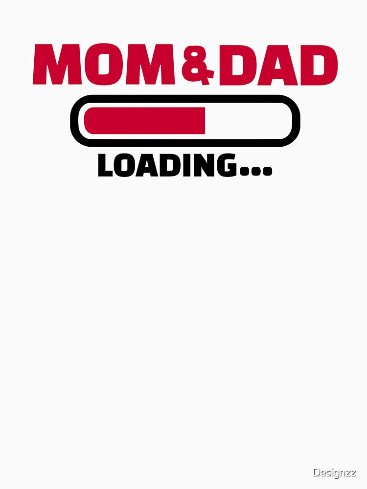 Mom Dad loading by Designzz