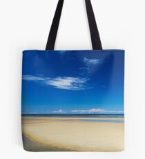 from Yule Point at low tide (near Port Douglas) Tote Bag