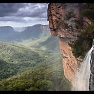 Govets Leap Falls by STEPHEN GEORGIOU PHOTOGRAPHY